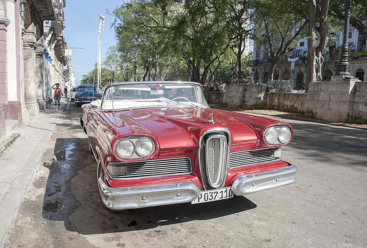 Photos of the Timeless Classic Cars of Cuba | Chicago Car Club - The ...