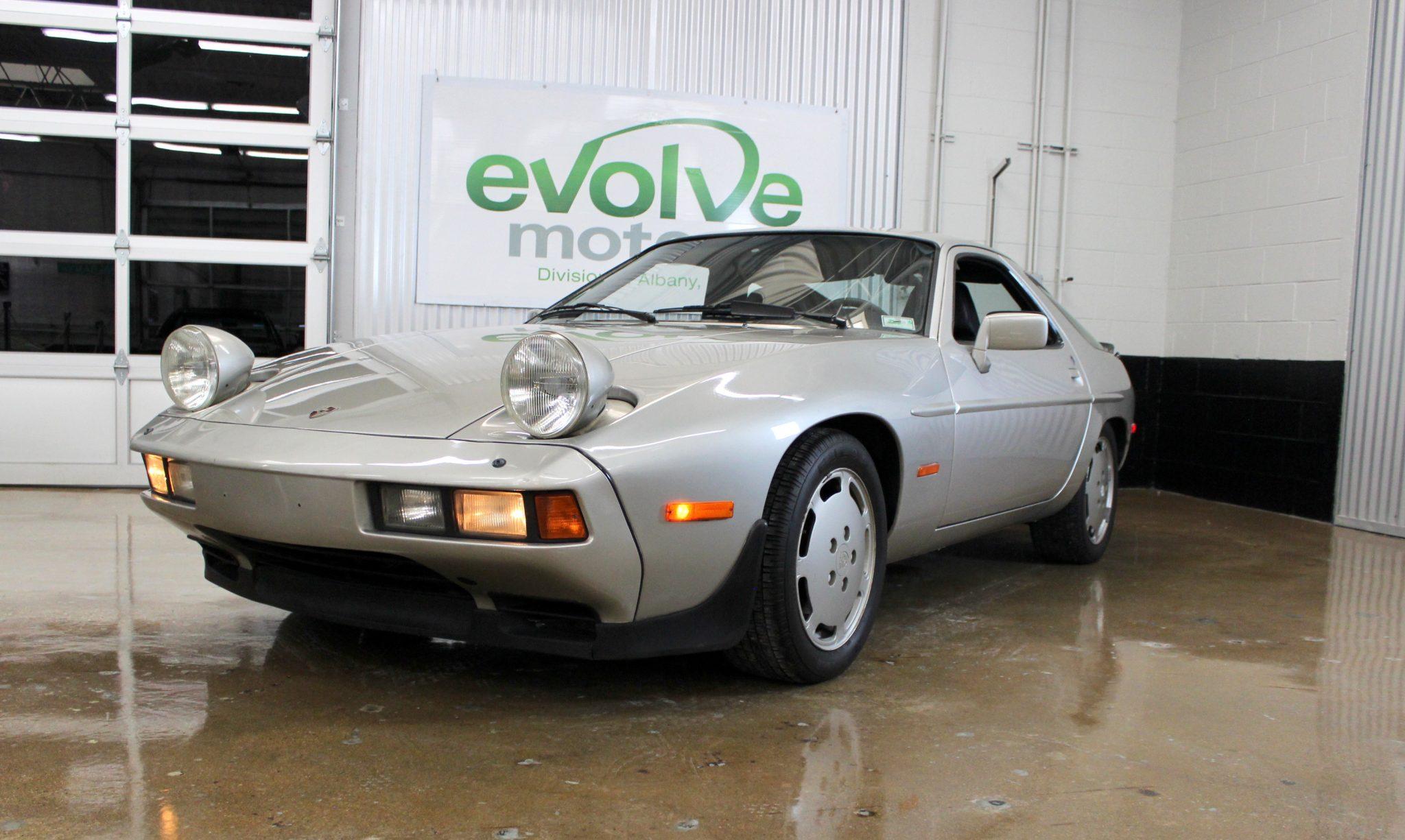 Garage Find Porsche 928