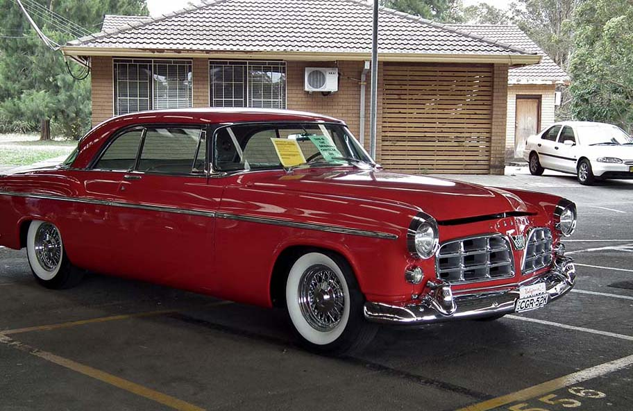 1955- Chrysler 300