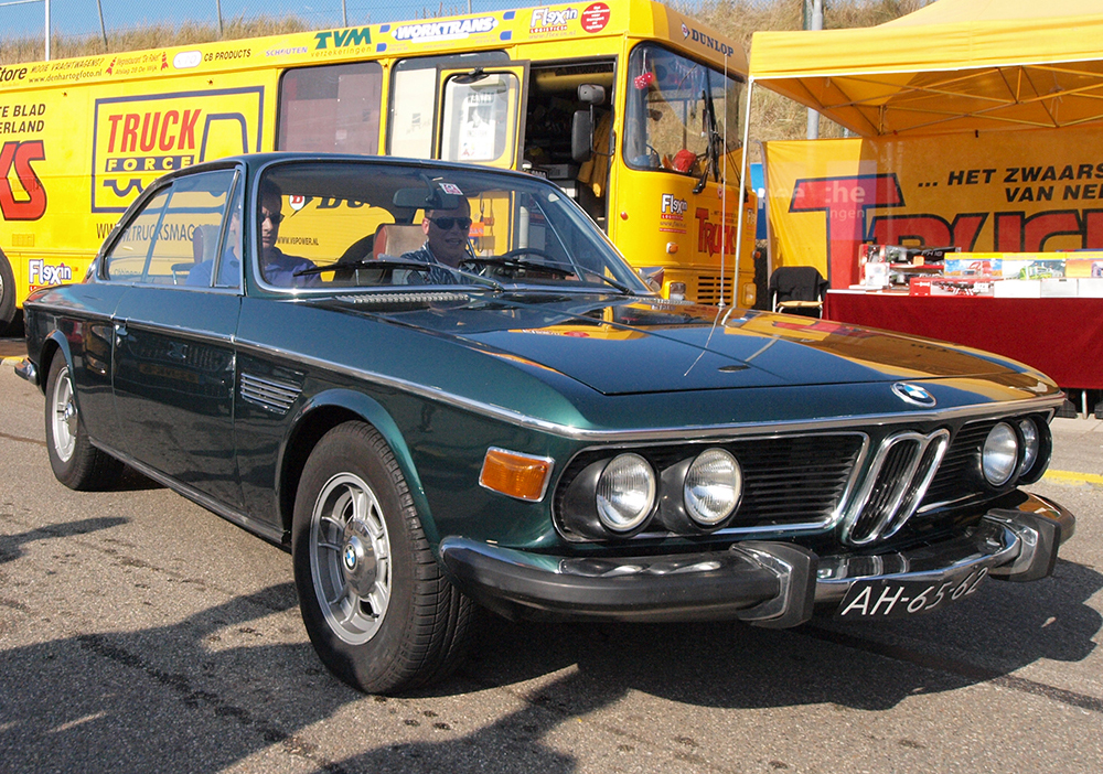 Looking Where To Sell My 1968 1971 Bmw 2800cs Ask The Chicago Car