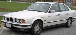 1984-1988 BMW 535is