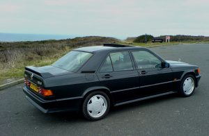 Mercedes Benz 190e 2.5 Cosworth
