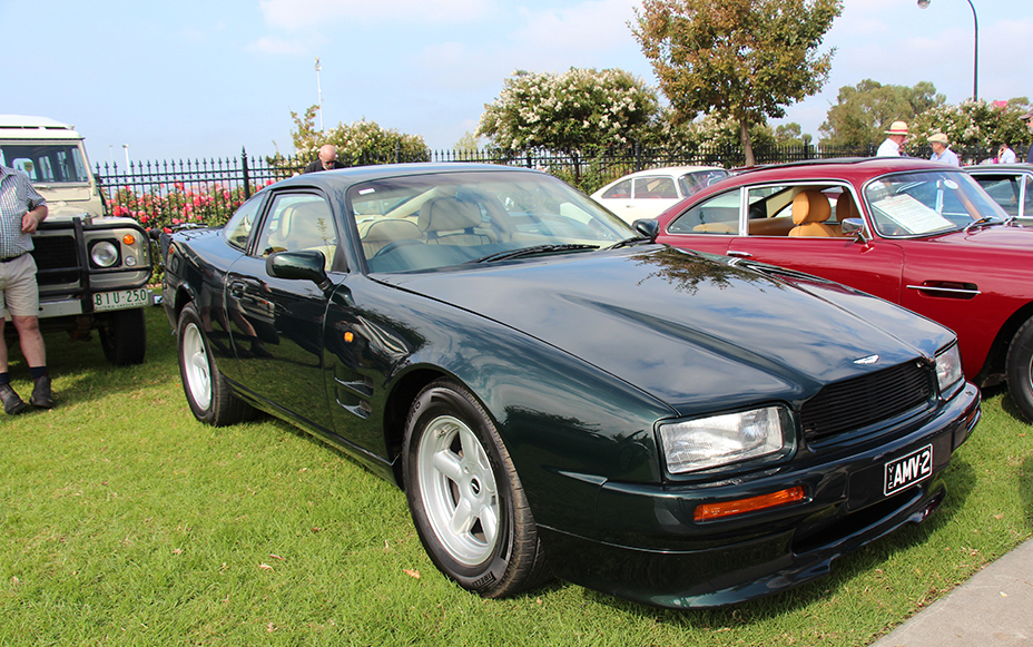 1989-1995 Aston Martin Virage