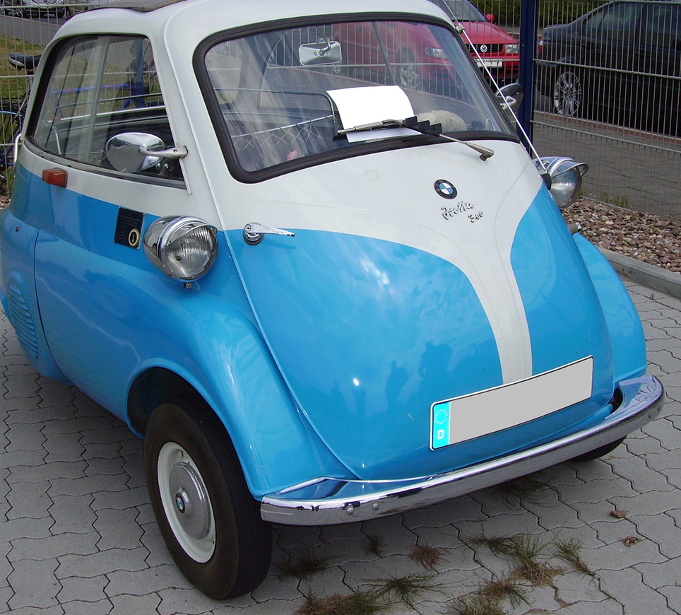 Want To Sell Your 1953-1961 BMW Isetta? Ask The Chicago Car