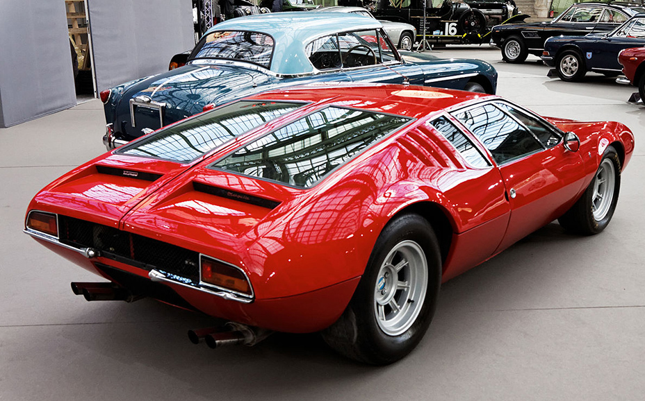 Detomaso Classic Cars | Chicago Car Club