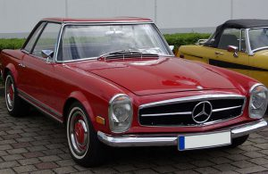 Mercedes Benz 250SL