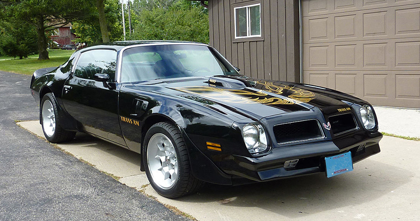 Pontiac Super Duty Trans am