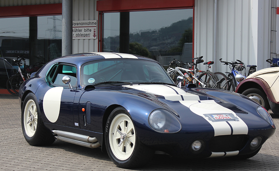 Shelby Cobra Daytona