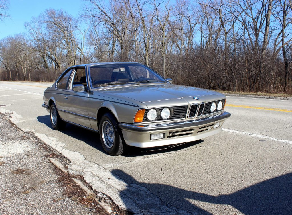 featured listing 1984 bmw 635csi euro chicago car club the
