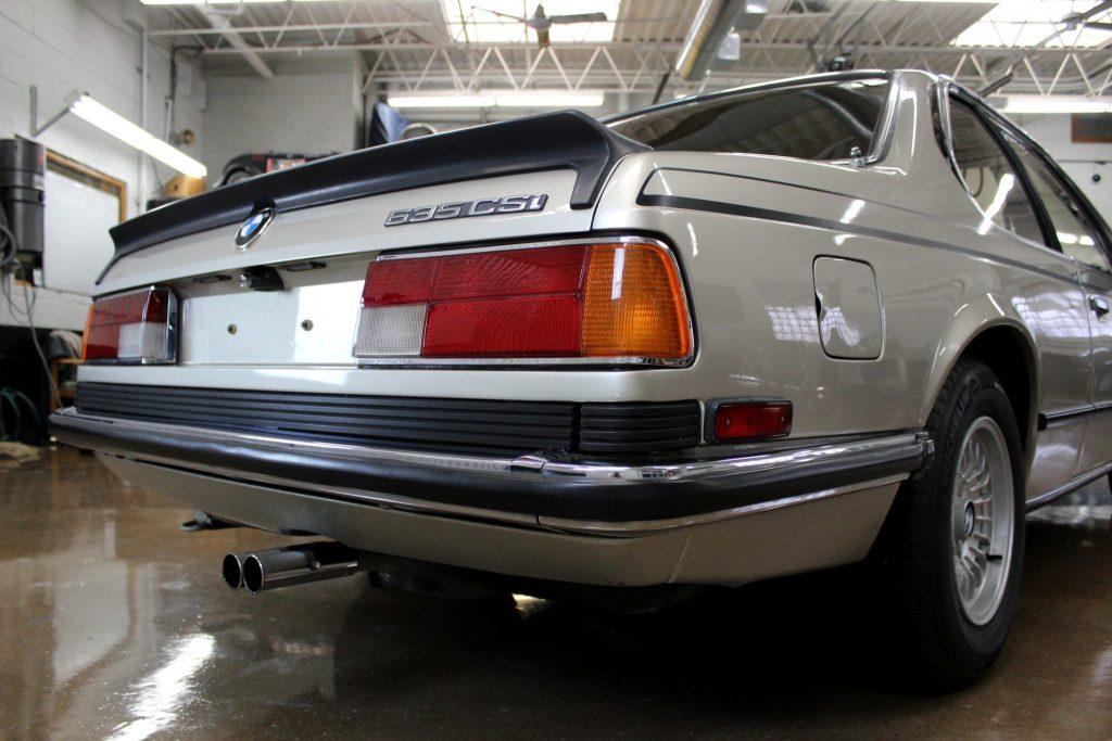 Featured Listing: 1984 BMW 635csi Euro | Chicago Car Club - The ...