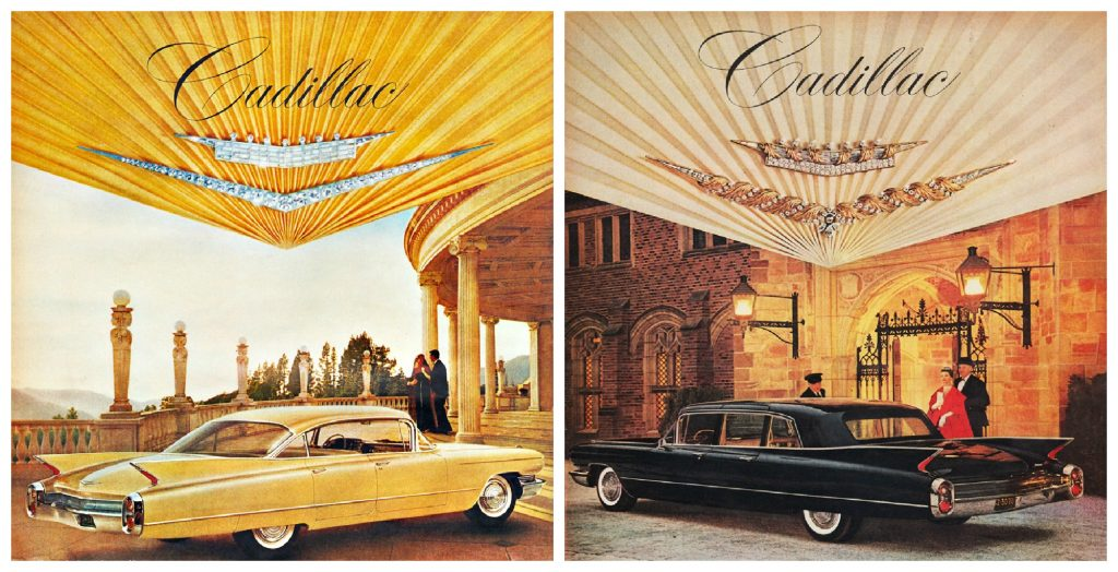 cadillac1960-collage | Chicago Car Club - The Nation\'s premier buyer ...