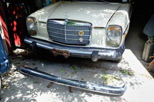 bumper mercedes