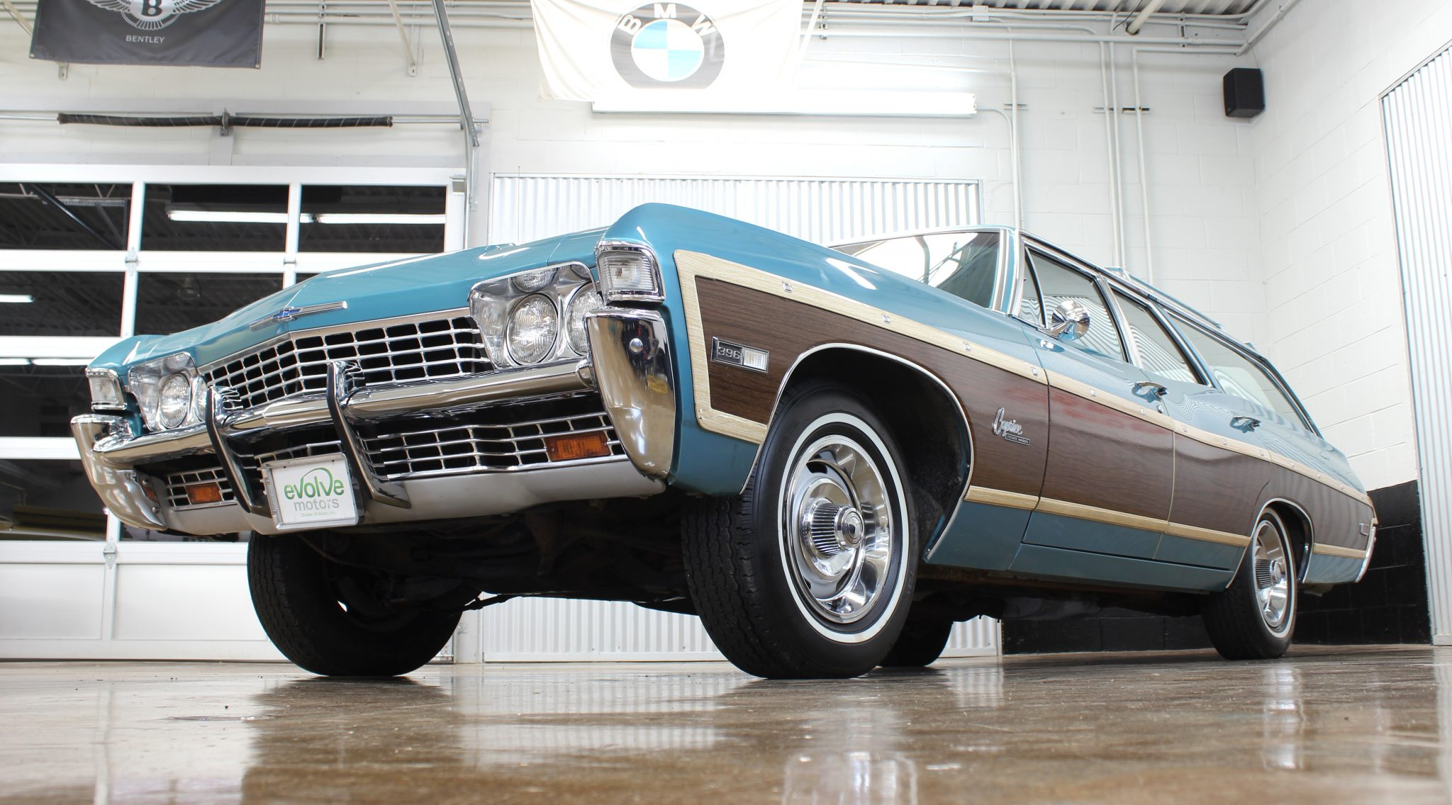 Classic Car Dealers | 1968 Caprice Inventory Spotlight | CCC