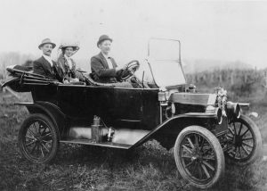 Model T, historical car, classic car, vintage car